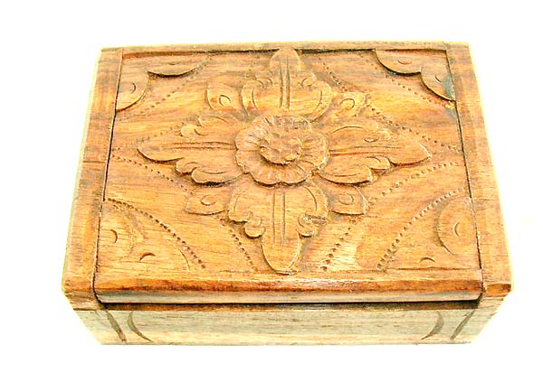 Floral designed crafts, Balinese art, wooden jewelry box, wooden ornaments, home decor, indonesian gifts