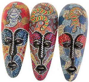 Indonesian mask designs, interior decor, tribal masks, folk art, artisan gifts, wall decoration, bali ornaments