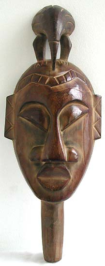Totem pole style art, indonesian mask, aboriginal wooden carvings, wall decoration, home decor, bali masks