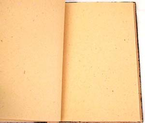 Bali handcraft note book, drawing pad, trendy handmade paper, office supplies, writing accessory