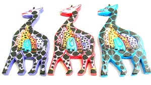 African animal puzzle, handmade kids toys, bali designed games, indonesian carved crafts, childrens unique game puzzles