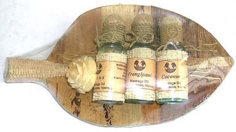 Indonesian scented gifts, aroma therapy supplies, natural oils, massage oil, ladies relaxing products