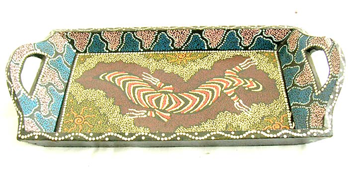 Beauty craft, bali art serving tray, handmade kitchen ware, paradise products, bali decorative ornament, home accessory